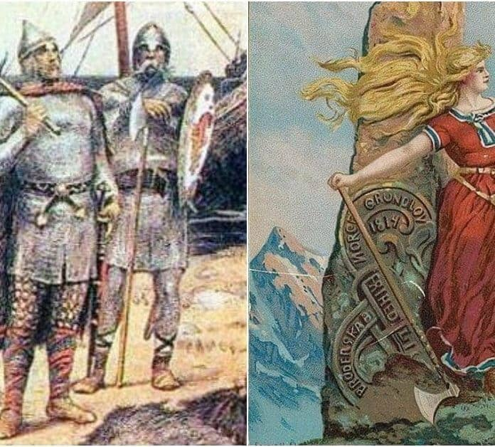 Viking Love: 8 Facts about Love and Love Making Among the Vikings