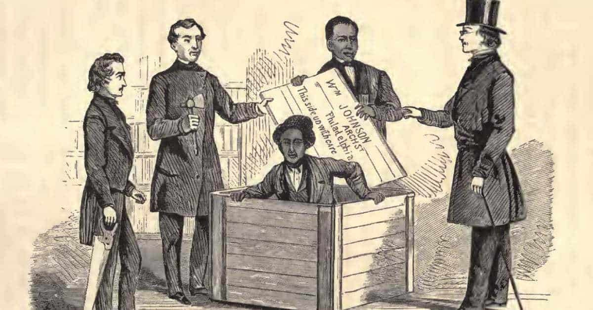 27 Hours to Freedom: The Incredible Escape Story of Slave Henry 'Box' Brown