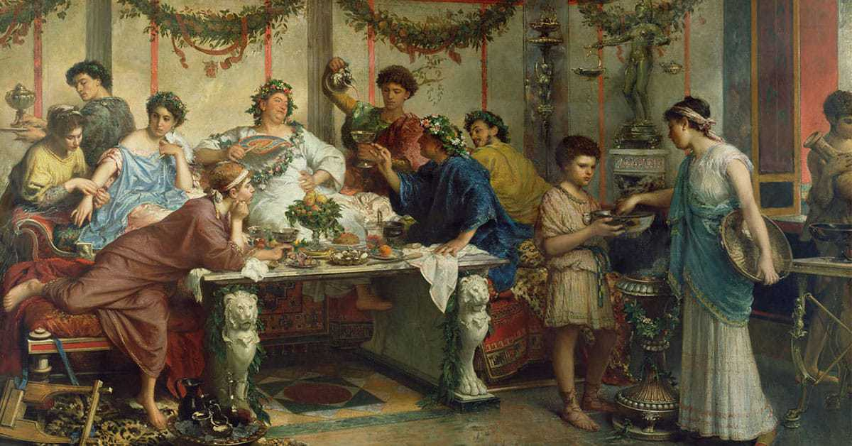 Ancient Drunks: The 8 Biggest Drinkers of the Greco-Roman World