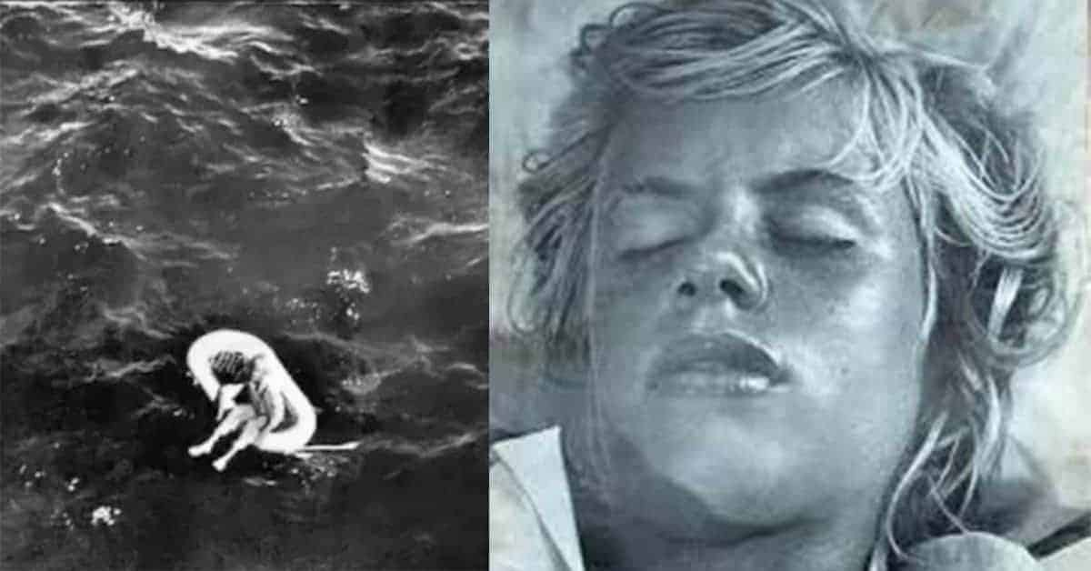 The Incredible True Story of the Young Girl Who Was Orphaned at Sea