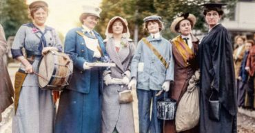 A Look Inside the American, British, and Russian Women's Suffrage Movements