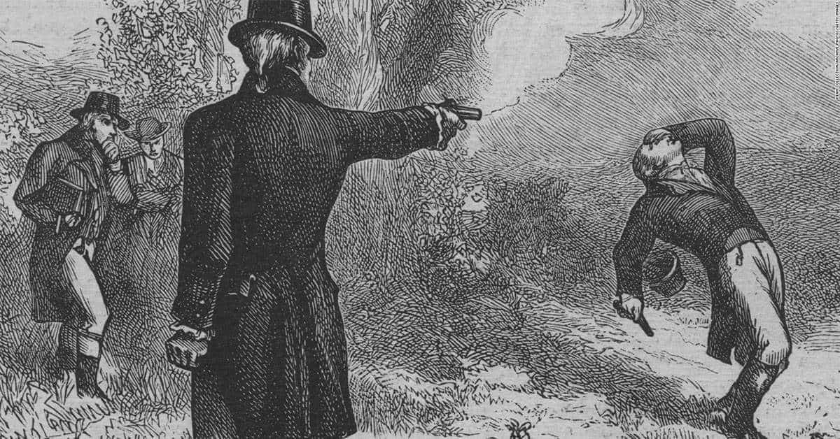 Alexander Wasn't the Only Hamilton to Fall in a Duel