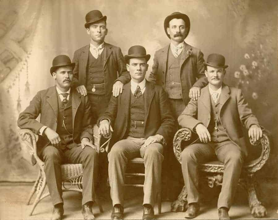Butch Cassidy and the Sundance Kid's Escapades, and Other Lesser Known Historic Events