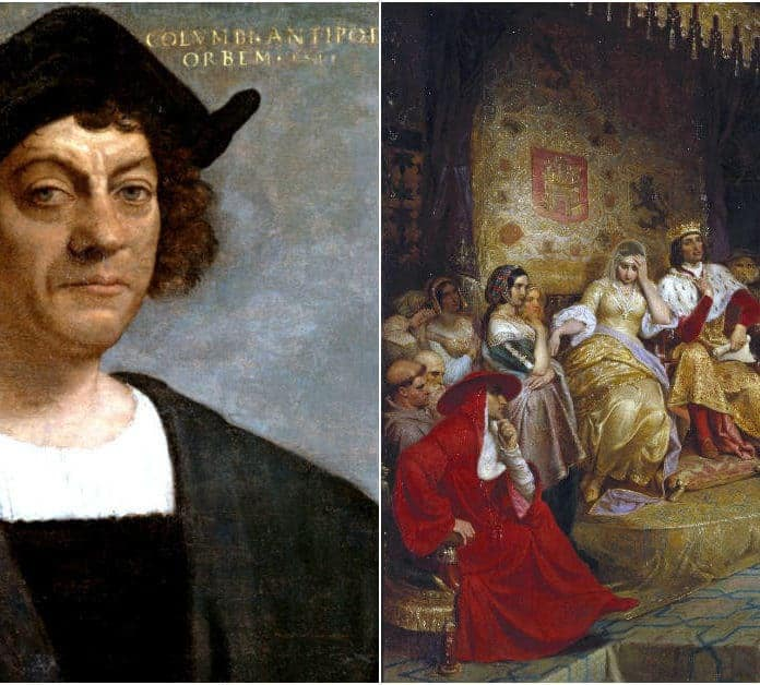 Columbus' Scandalous Treatment of Native Peoples Reaped Wrath of Spain