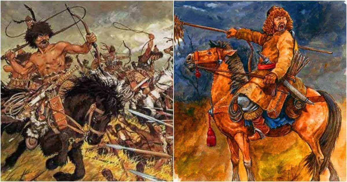 14th Century Mongols Spread Death and Terror through Biological Warfare