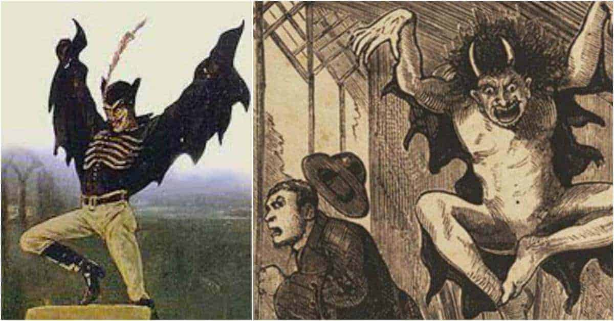 The Leaping Boogeyman Who Terrorized Victorian England
