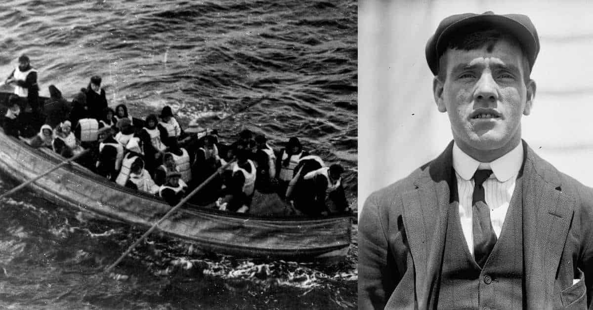 Haunting Photographs and Quotes from Titanic Survivors