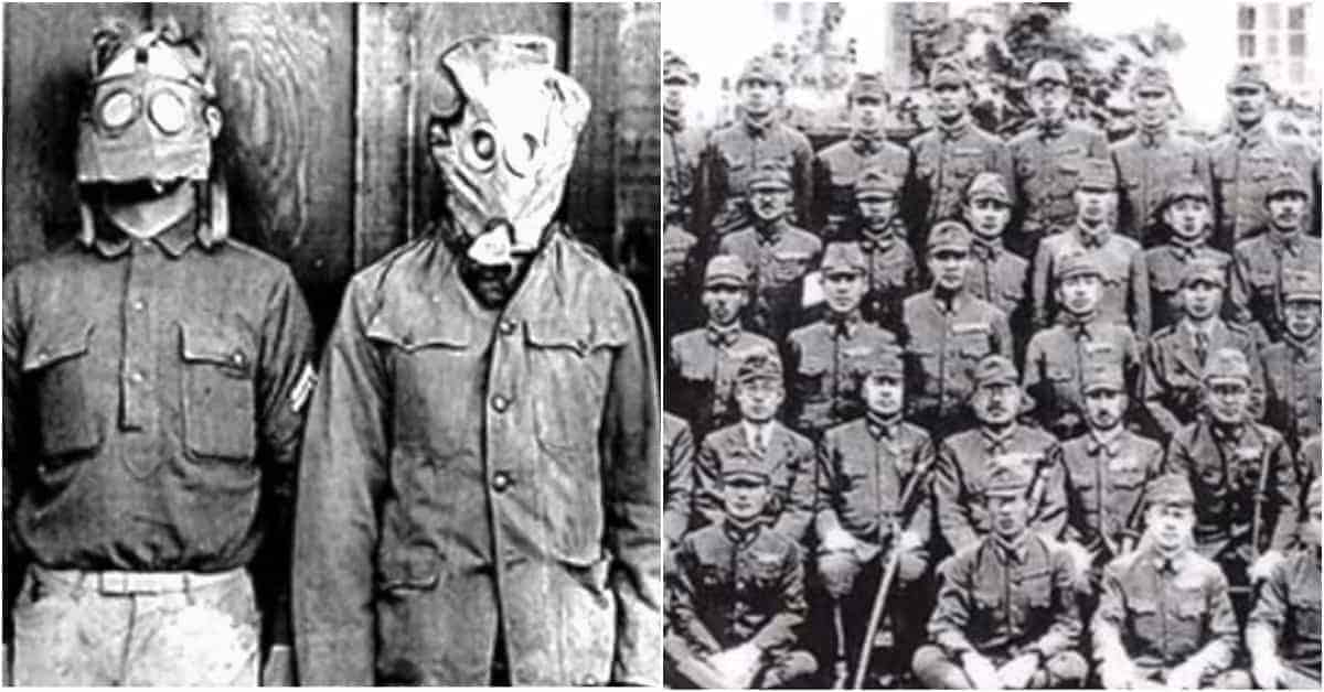 The True Story Behind Japan's WWII Human Experiment Division