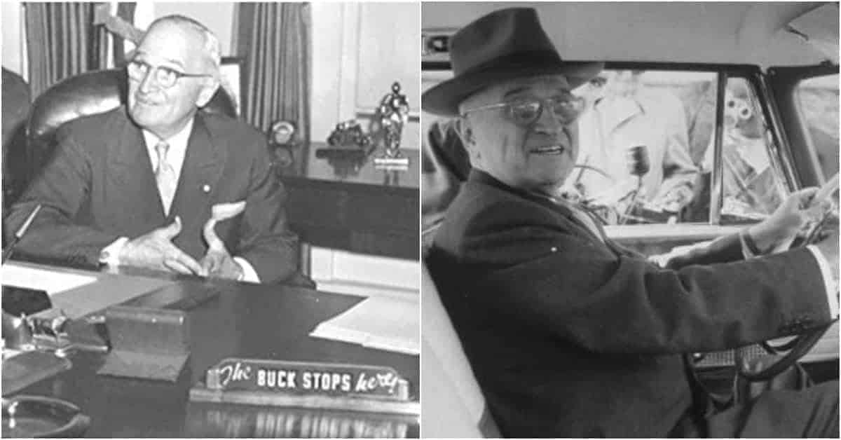 Give 'Em Hell, Harry: 9 Amazing Facts about President Harry Truman