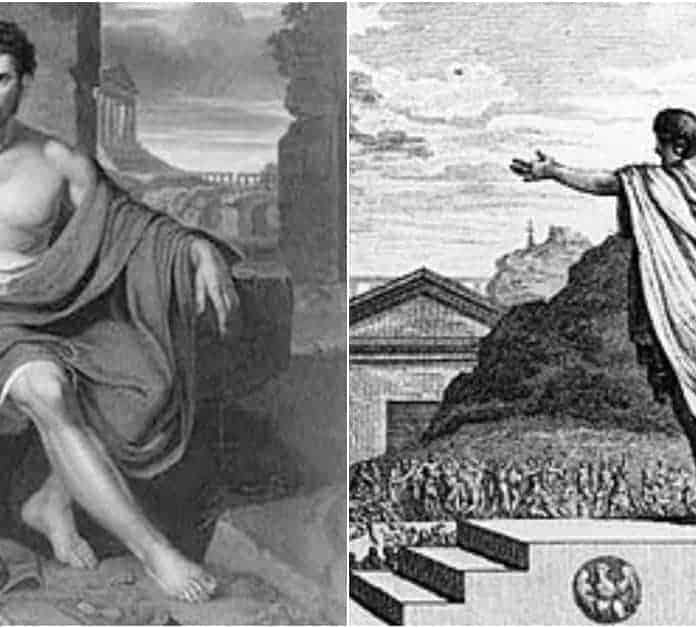 Ancient Men of Power: The Roman Republic's Most Influential Leaders