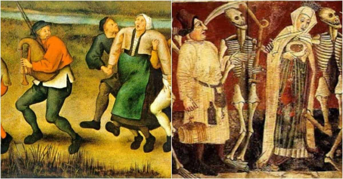 A Plague in the Middle Ages Caused People to Dance Themselves to Death