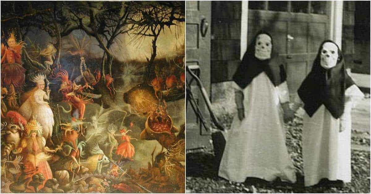 The Weirdest Facts We Could Find About the True History of Halloween