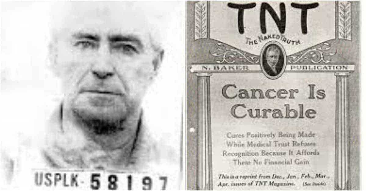 Con Man: The Fraud Who Claimed To Have a Cure For Cancer