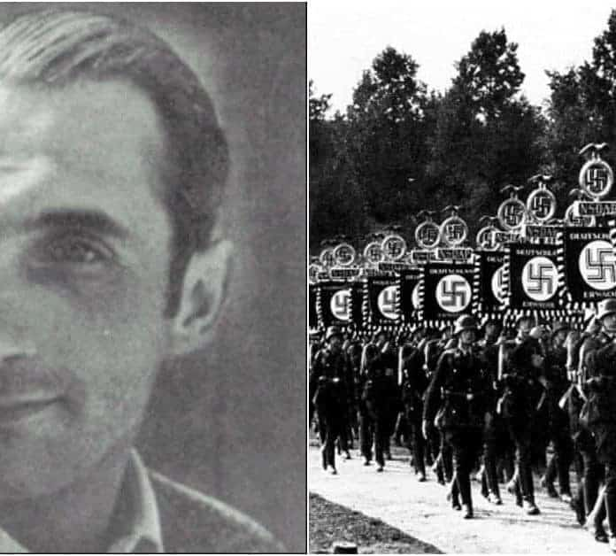 The Openly Homosexual Nazi SS Officer Who Searched for the Holy Grail
