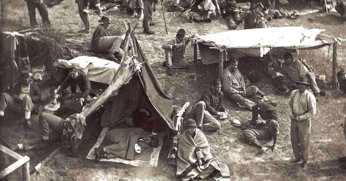 The Civil War's Deadliest POW Camp Claimed Thousands of American Lives