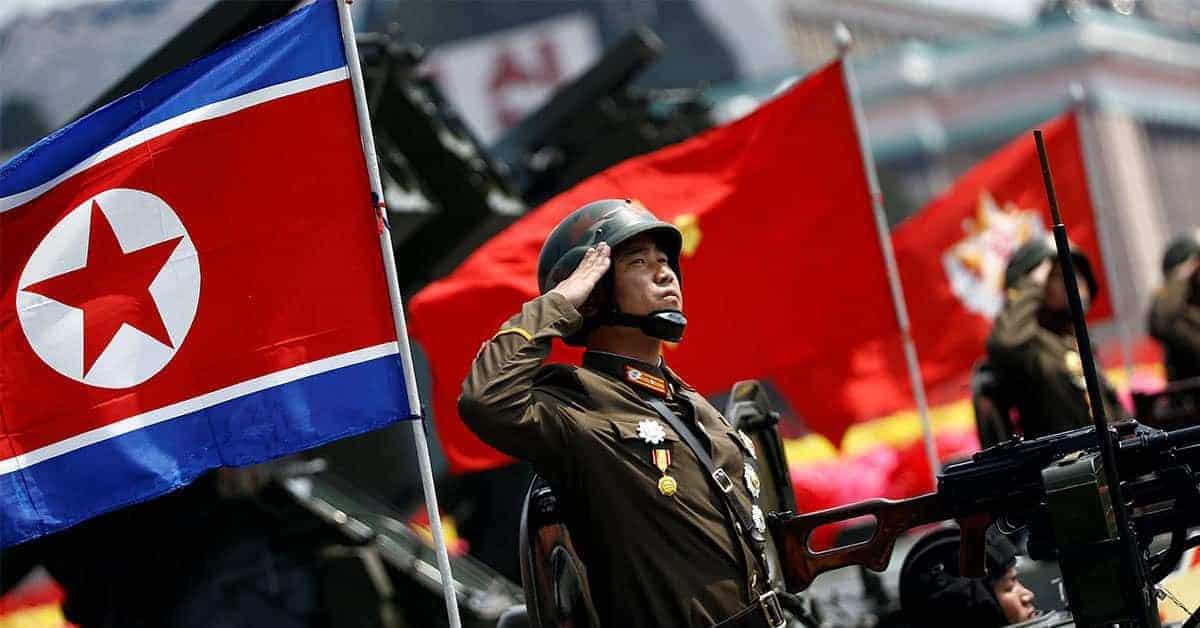 A Rare Glimpse Inside North Korea's Secretive Borders