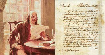 Benjamin Franklin's Little Known Nooky Column