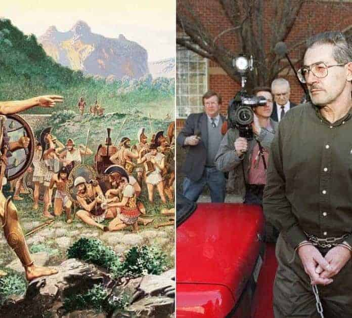 Treason! 12 of History's Most Notorious Traitors From Ancient Times to the 20th Century