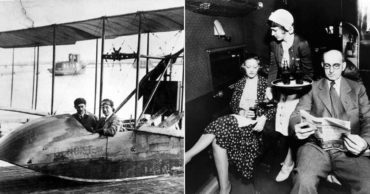 30 Rare Photographs of Historical Air Travel Will Put You on the Edge of Your Seat