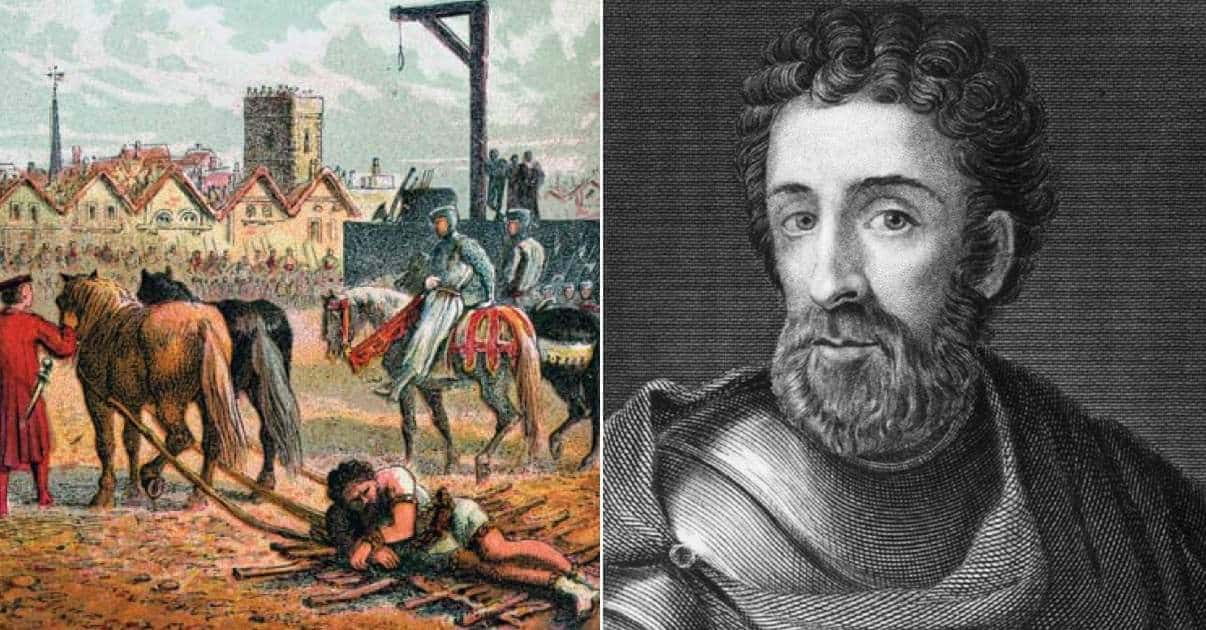Excruciating Death of Braveheart Execution Revealed in Account of William Wallace's Final Days
