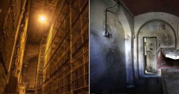 Rare Photographs of Abandoned Prisons and Their History Will Horrify You