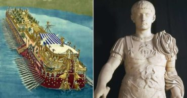 The Truth of Caligula's Wild Ship Party Uncovered