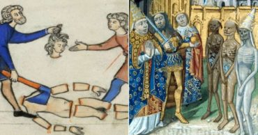 You Won't Believe Why Medieval Peasants Chopped Up Their Dead