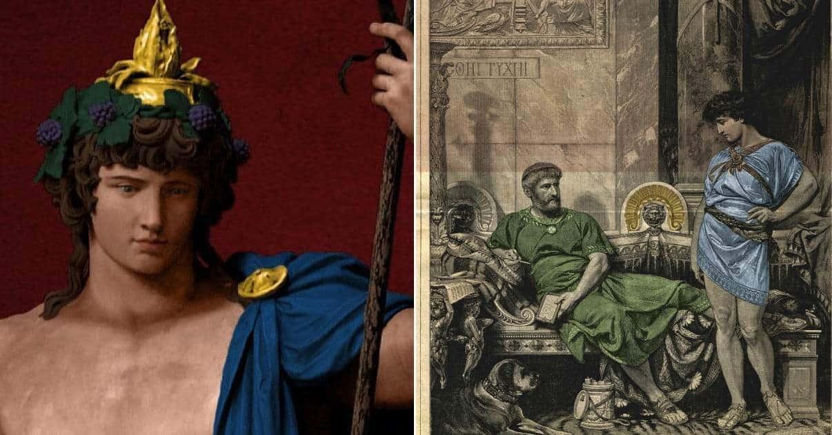 How Roman Emperor Hadrian's Gay Lover Became a God
