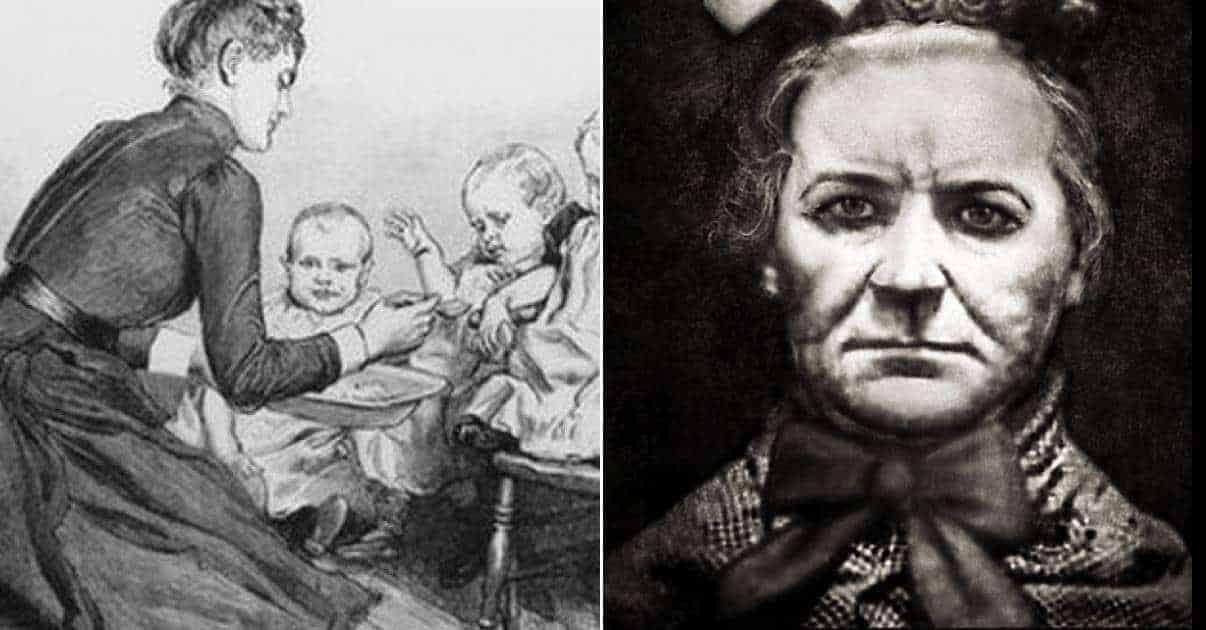 The Horrifying Truth of Britain's Baby Butcher Amelia Elizabeth Dyer Revealed