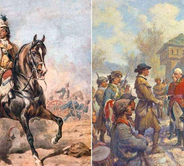 What You Don't Know About the 8 Foreign Fighters who Helped America Win its Independence