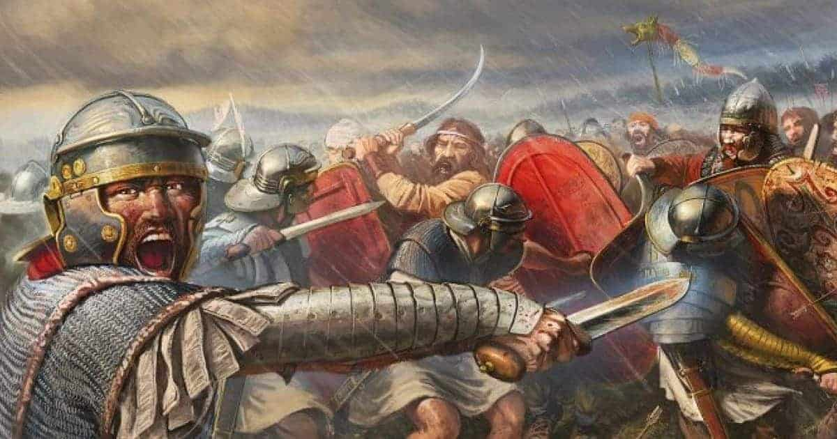What Battle Was Like for a Roman Soldier in the Imperial Army Will Amaze You