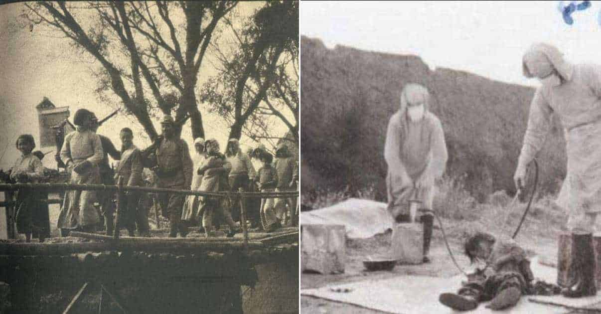 8 Horrifying Japanese War Crimes Against China in World War II You Never Learned in Class