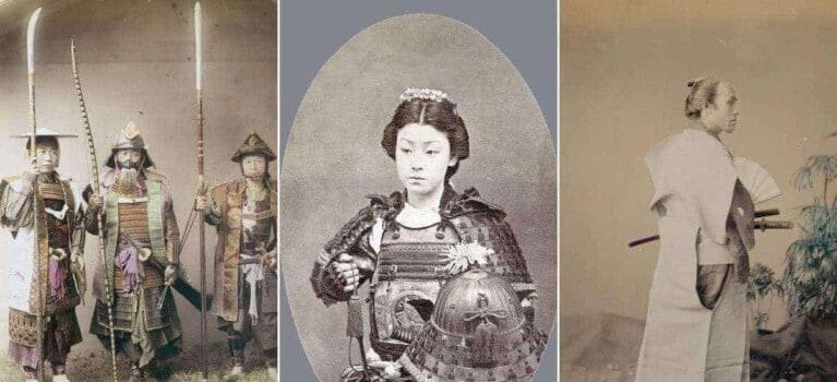 Samurai - Japan