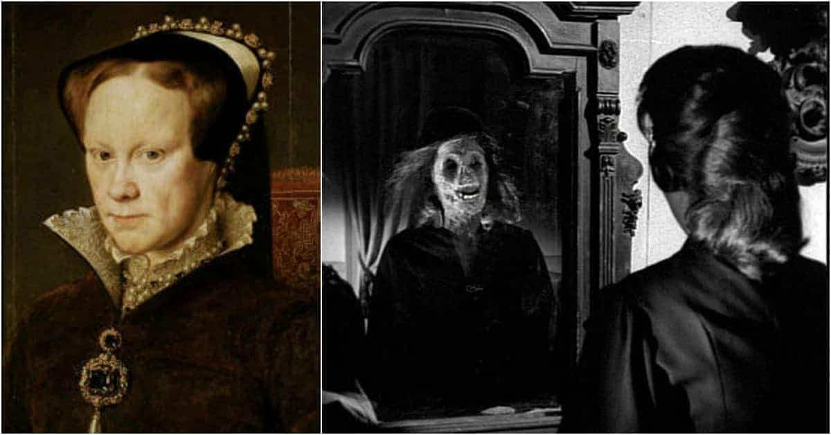 The Ghost in the Mirror: The Legend of Bloody Mary Revealed