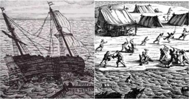 The Shipwreck of the Batavia: A Tale of Mutiny and Murder