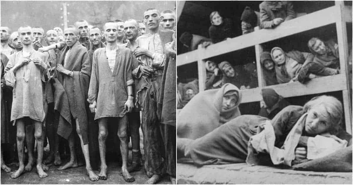 Photos of the Horrors Discovered During the Liberation of Nazi Concentration Camps