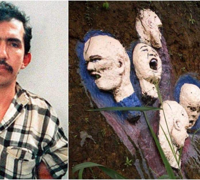 Infamous Colombian Man, Called 'The Beast', is the Worst Serial Killer in History Because of this Brutal Reason