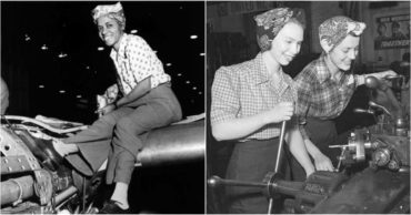 We Can Do It! 30 Vintage Photos That Will Change Your Perception of Women Factory Workers in WWII