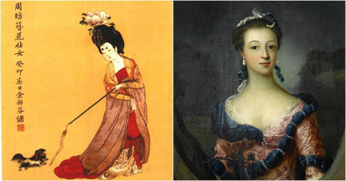 Looks that Kill: 11 Impossible Beauty Standards from History