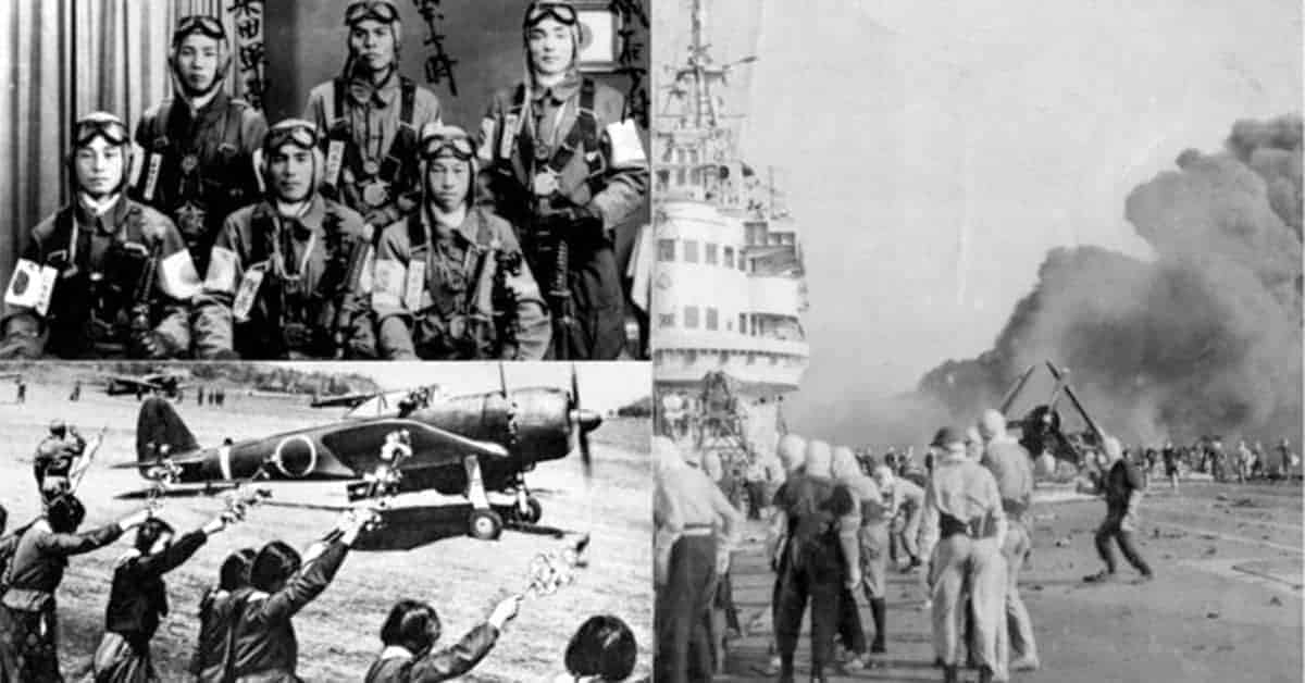 Tragedy and Honor: 10 Details You Didn't Know About the Life of a Kamikaze Pilot