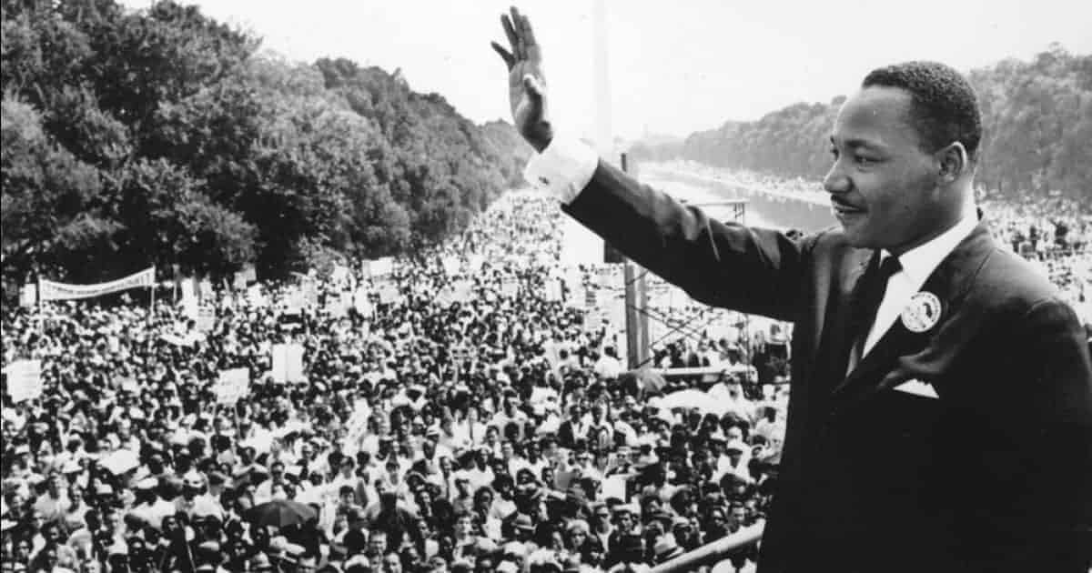 FBI Documents Claim Martin Luther King Jr. Hosted Orgies that Lasted Days