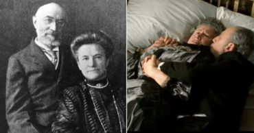 The Heartbreaking Truth Behind the Iconic Death Scene of the Elderly Couple on 'Titanic'