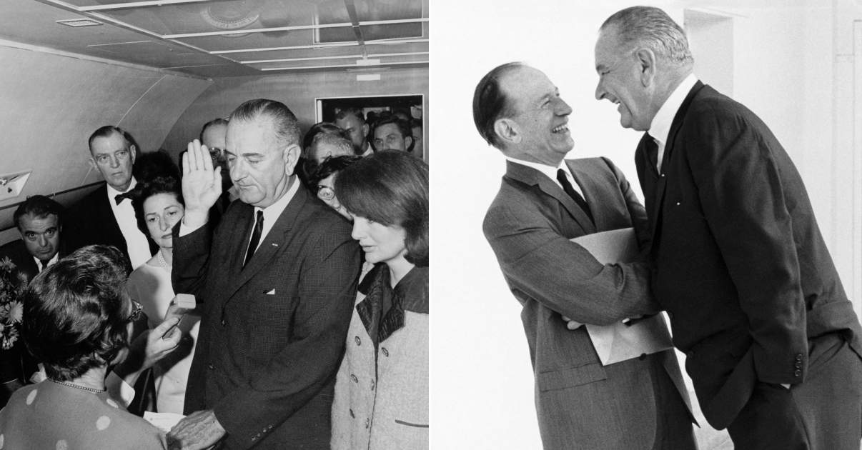 LBJ Used this One Thing To Control Others Around Him, Which Became Known as the Johnson Treatment
