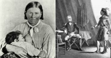 10 Famous Captives of American Indians Who Became One With Their Kidnappers