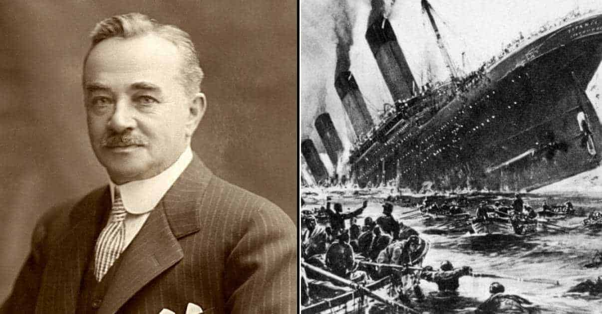 12 Famous People Who Didn't Board the Titanic