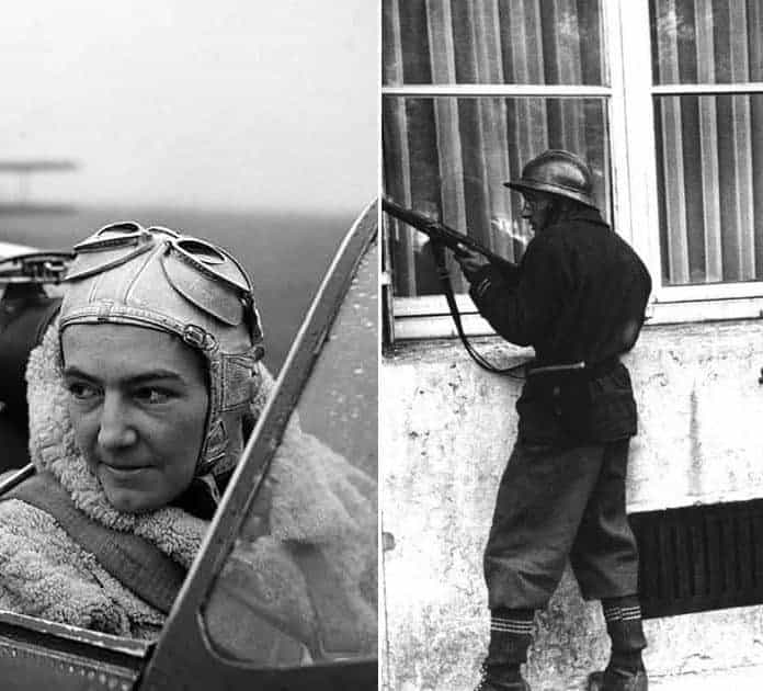 Amazing Photographs of Badass Female War Heroes You Wouldn't Want to Cross