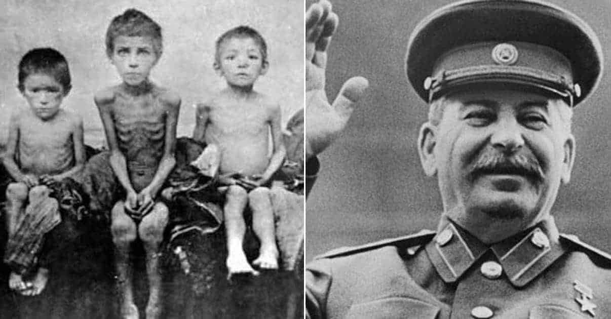 The Holodomor: Stalin's Genocidal Famine that Starved Millions in the 1930s