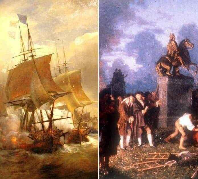 A Revolution Like You've Never Seen: 10 Facts You Don't Know About America's Revolutionary War