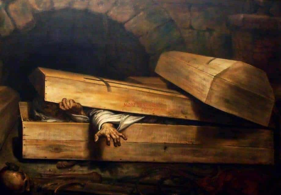 Being Buried Alive Was So Common in the Victorian Era That Doctors Used these 10 Methods to Prevent It