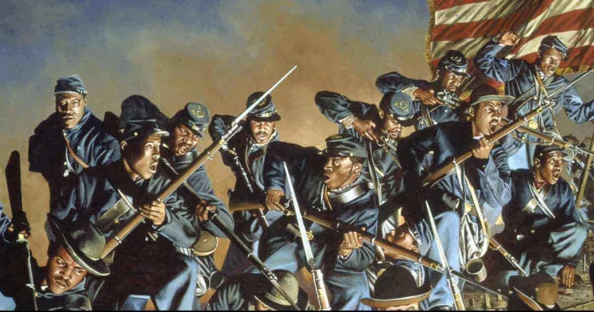 12 Unbelievable Obstacles Black Soldiers in the Civil War Faced